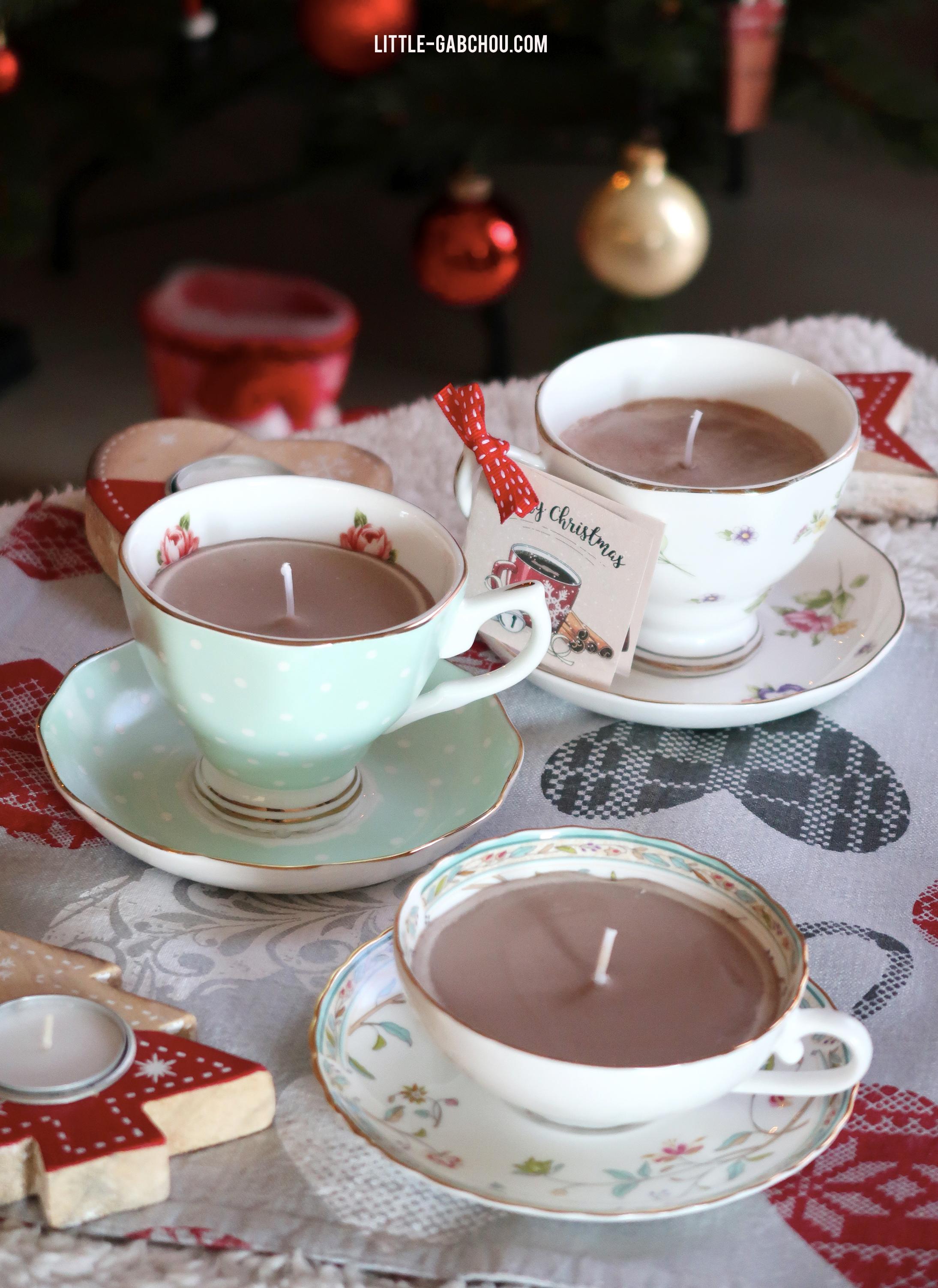 "tuto idée cadeau]: la bougie de massage ""tea time"""