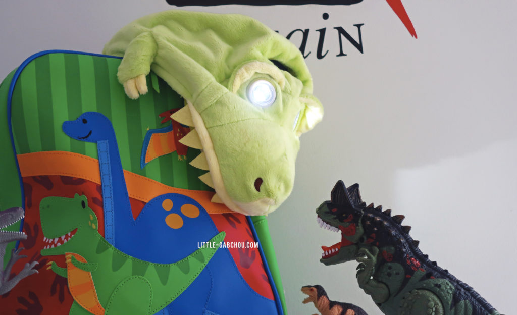 avis Flash Mask de Jemini T-Rex