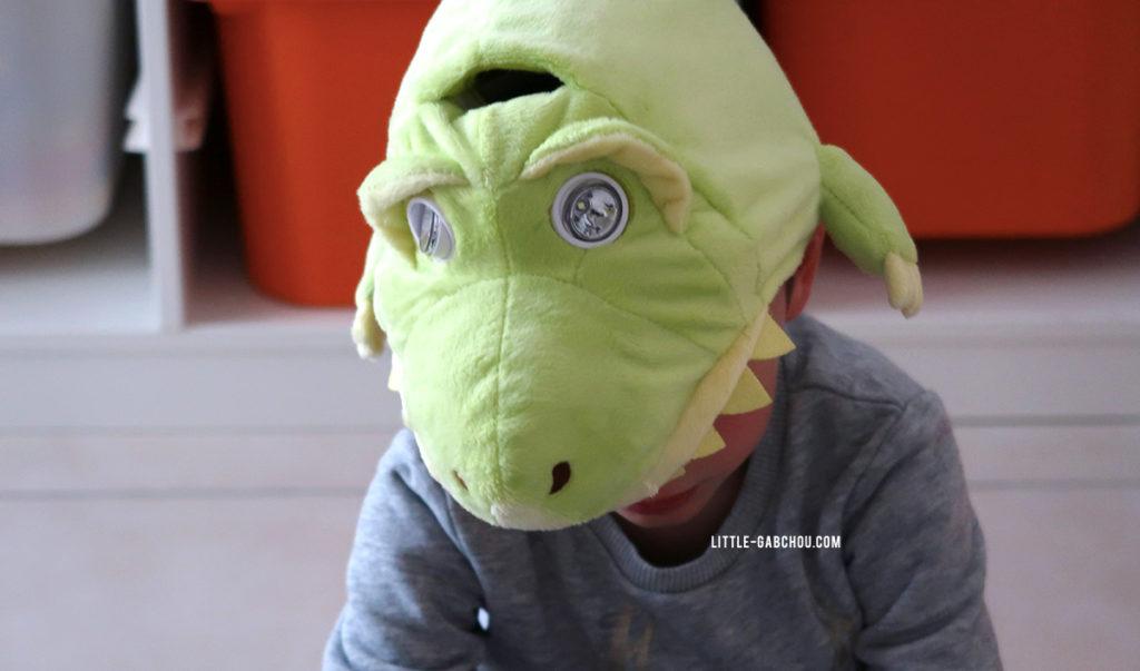 test et avis de Flash mask de Jemini