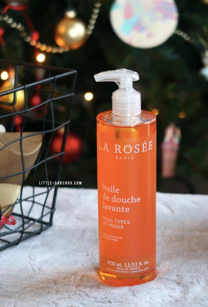 la rosée cosmétiques huile de douche