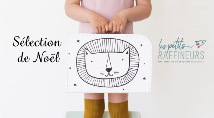 Sélection de cadeaux trendy pour bébés et enfants