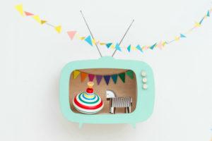 Etagère TV