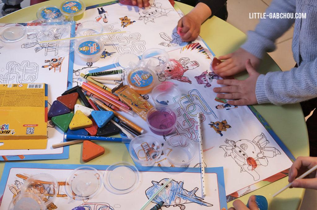 Idées d'activités pour anniversaire d'enfants