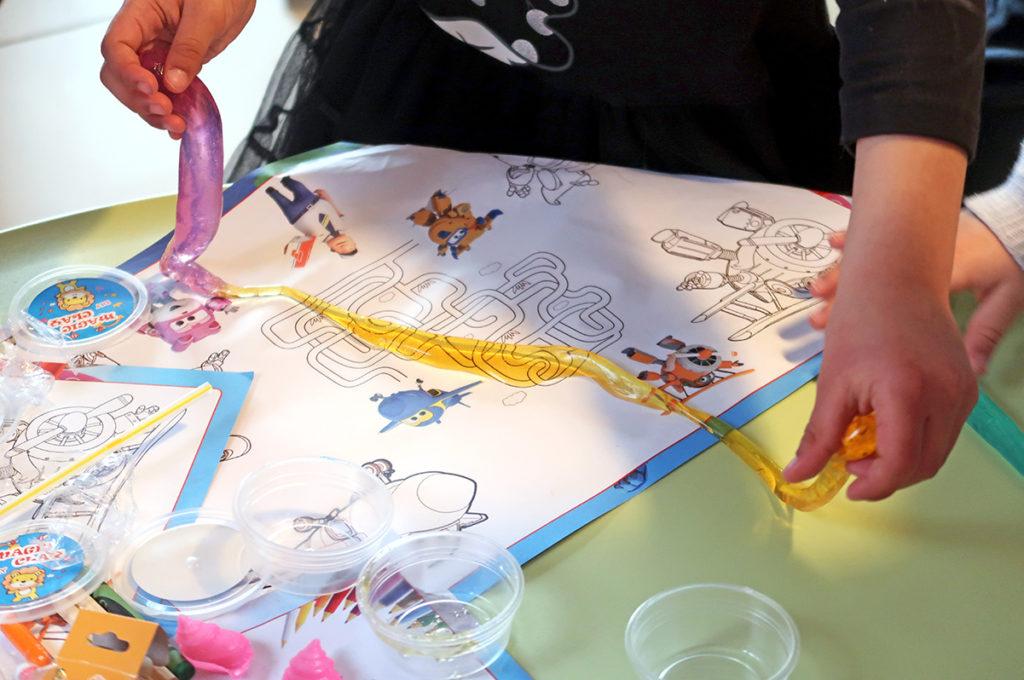 idées d'activités pour anniversaire enfant