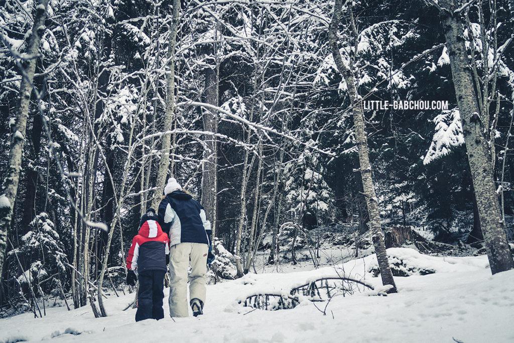 vacances à la montagne moins cher avec échange de maison