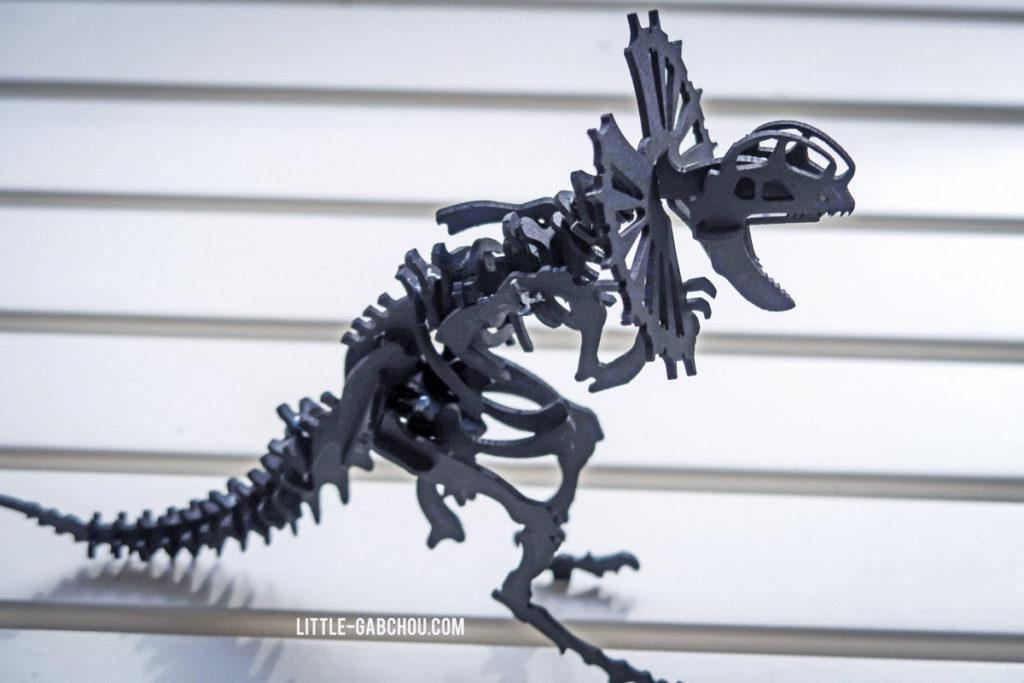 dilophosaurus Agent Paper