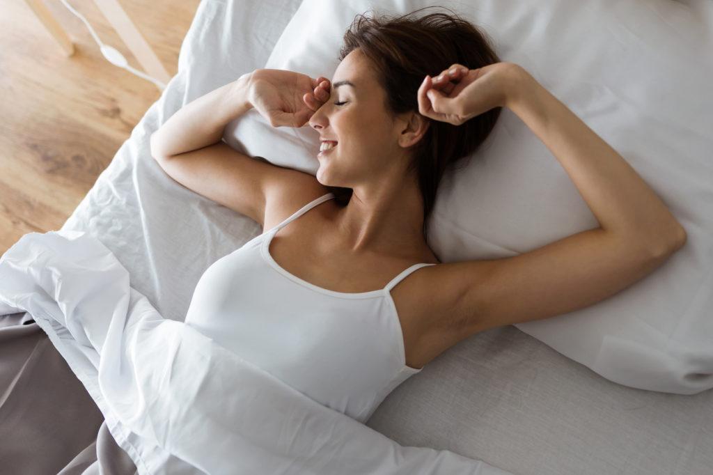 une bonne literie pour un sommeil réparateur