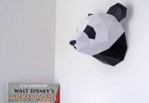 On a décoré la chambre de Gabchou grâce aux kits DIY d'Agent Paper.