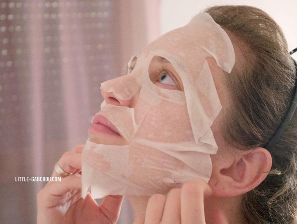 test masques en tissu bio