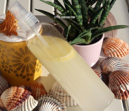 DIY: brume parfumée maison