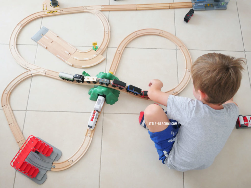 circuits de trains Brio test et avis