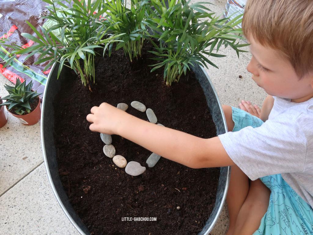 jardinage et activités pour enfants