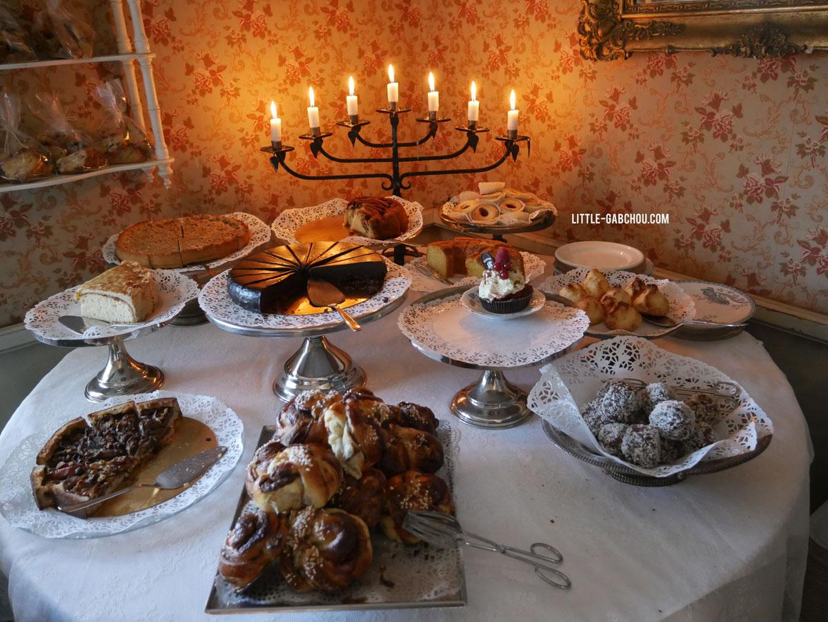 Stockholm visite gourmande desserts locaux