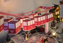 DIY calendrier de l'avent fait maison original thème ski
