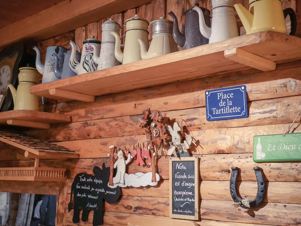 Bonnes adresses et restaurants Val d'Arly