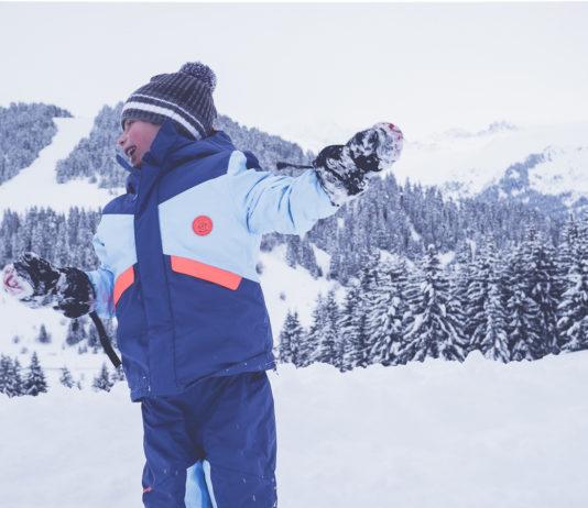 Skier en famille dans le Val d'Arly bons plans et adresses