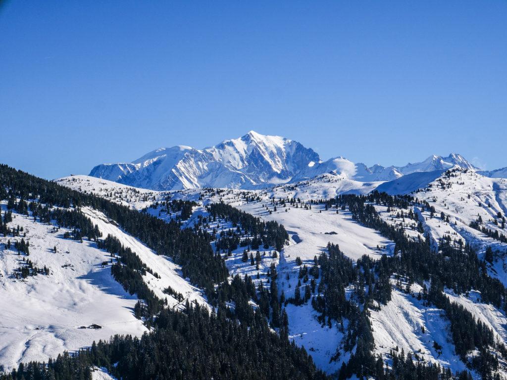 Skier en famille à Notre Dame de Bellecombe