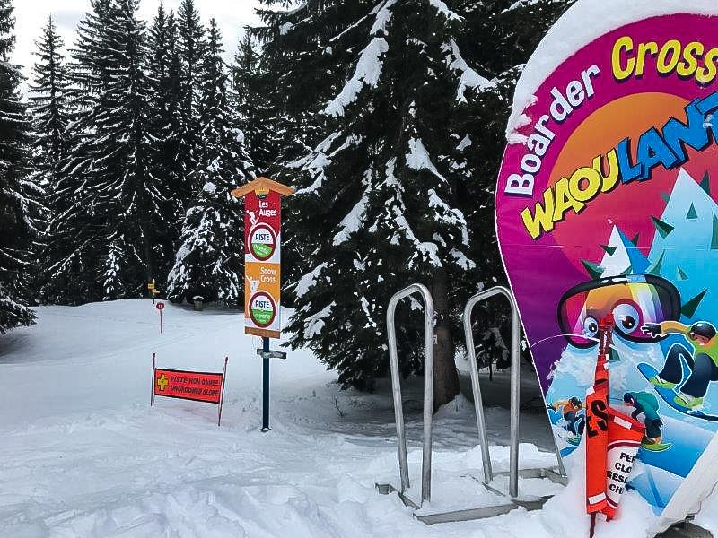 station de ski pour les famille dans le Val d'Arly