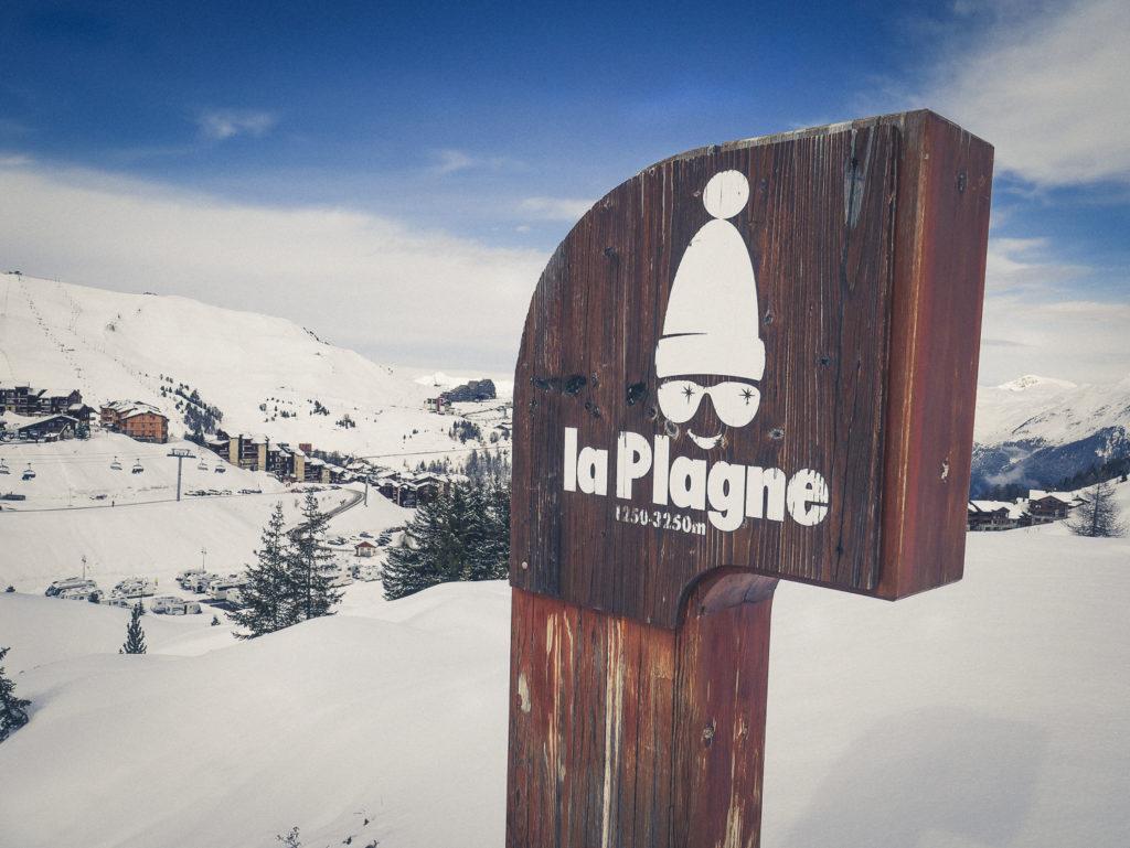 vacances au ski à la plagne en famille bons plans et activités