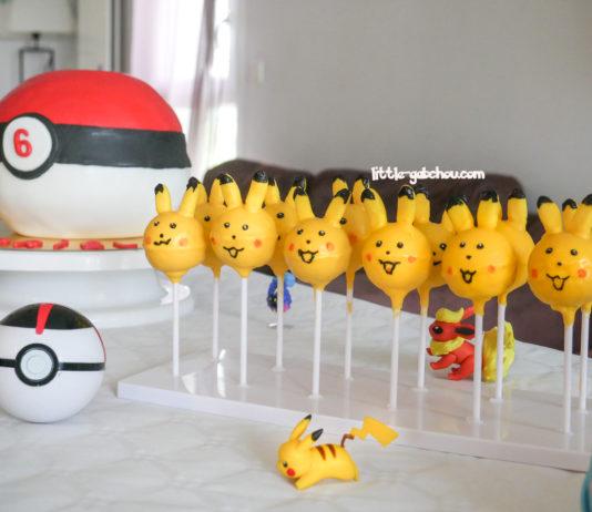 anniversaire enfant sur le thème des Pokémon