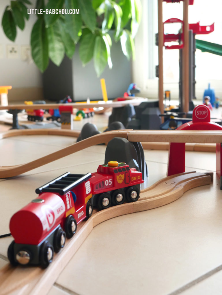 brio jouets du circuits en bois Brio World