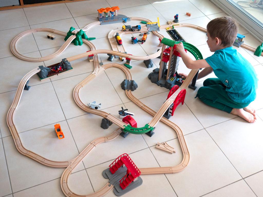 jouets en bois Brio pour les petits