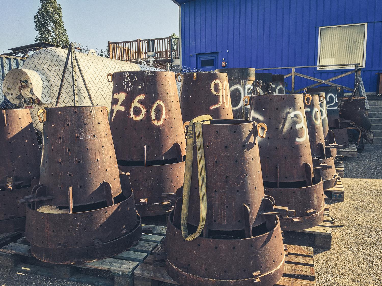 Musée et atelier de la fonderie de cloches de Paccard près d'Annecy