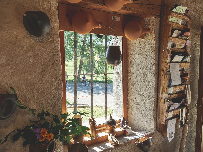 La poterie du Col à visiter près d'Annecy