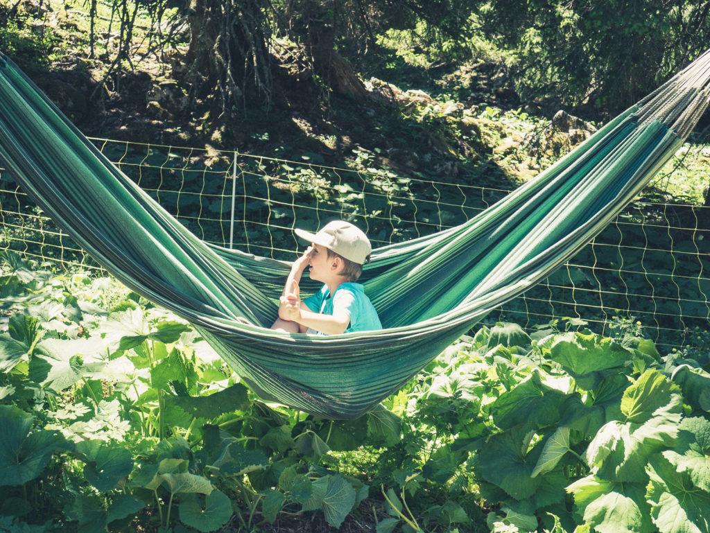 L'Eco bivouac des Alpes à Semnoz pour un séjour écolo et atypique avec des enfants