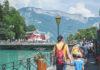 Le lac d'Annecy en été: que faire et voir en famille?
