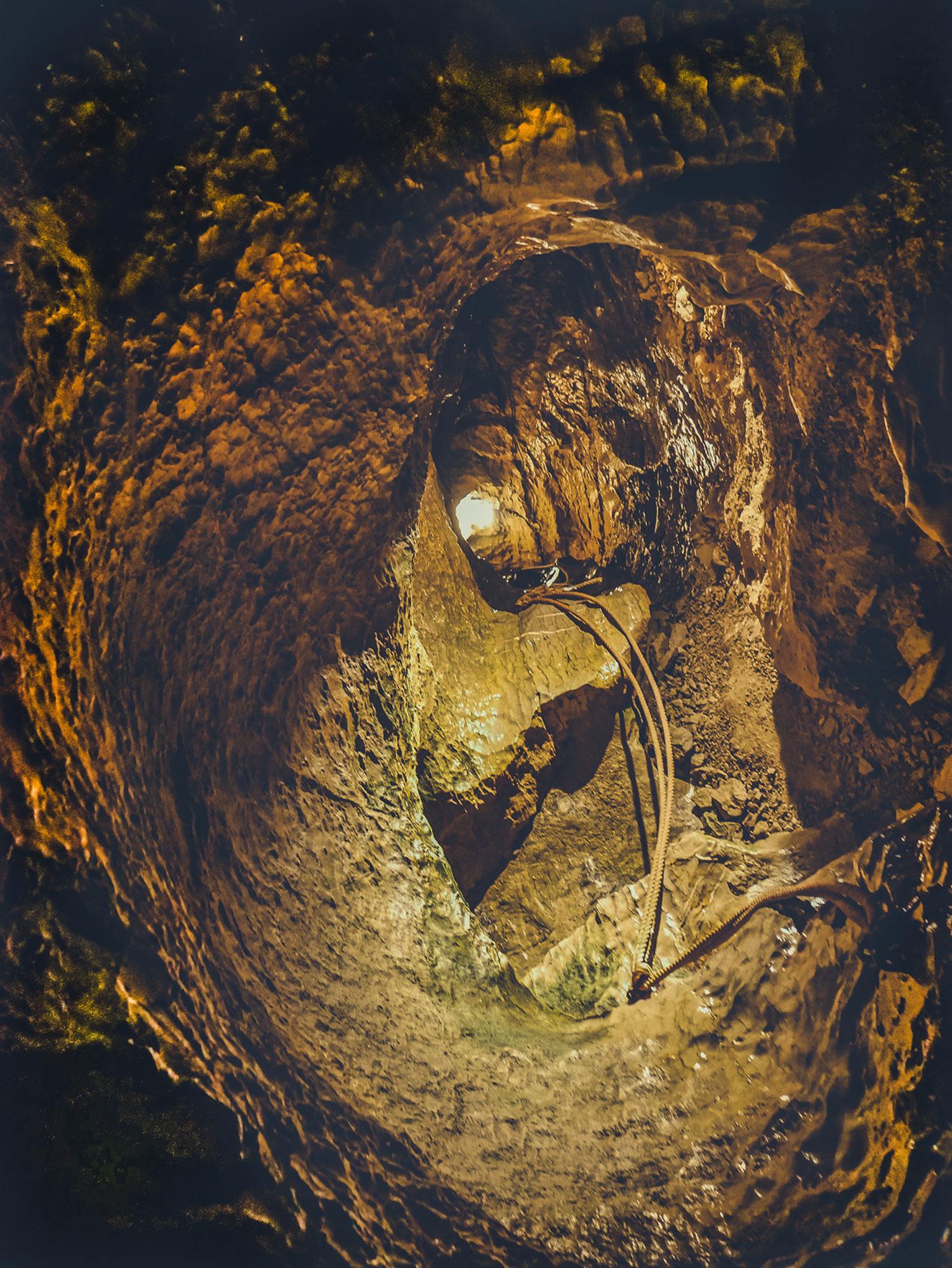 A visiter grotte de Seythenex près d'Annecy