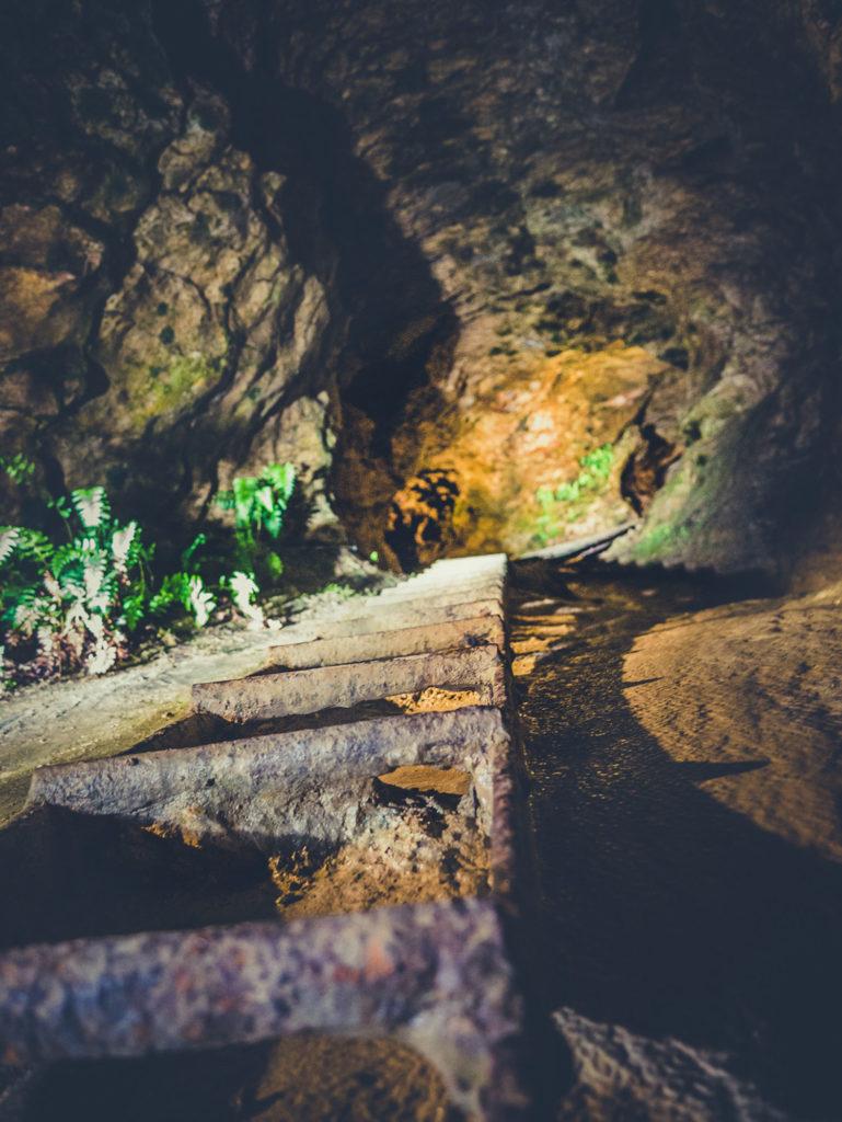grotte de Seythenex près d'Annecy
