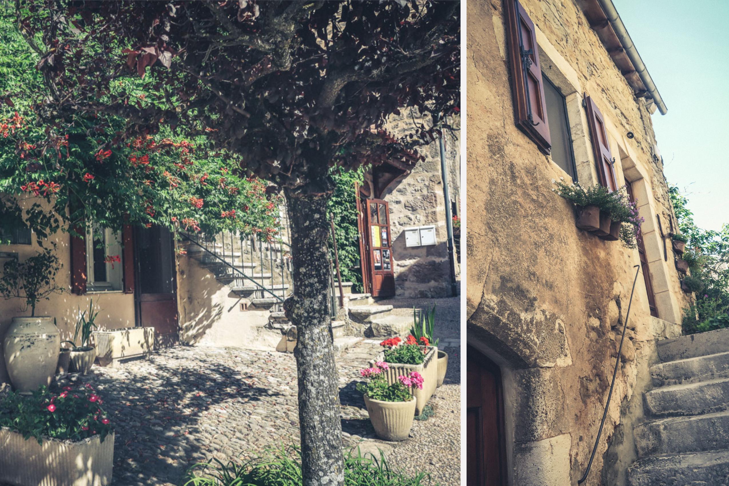 villages chevaliers Templiers du larzac dans l'Aveyron