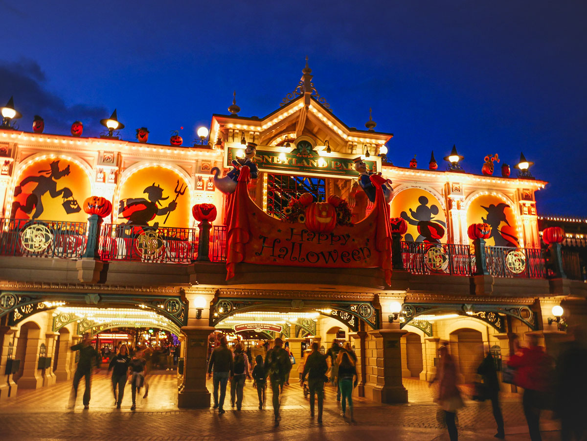 Disneyland Paris notre séjour familial dans l'ambiance d'Halloween