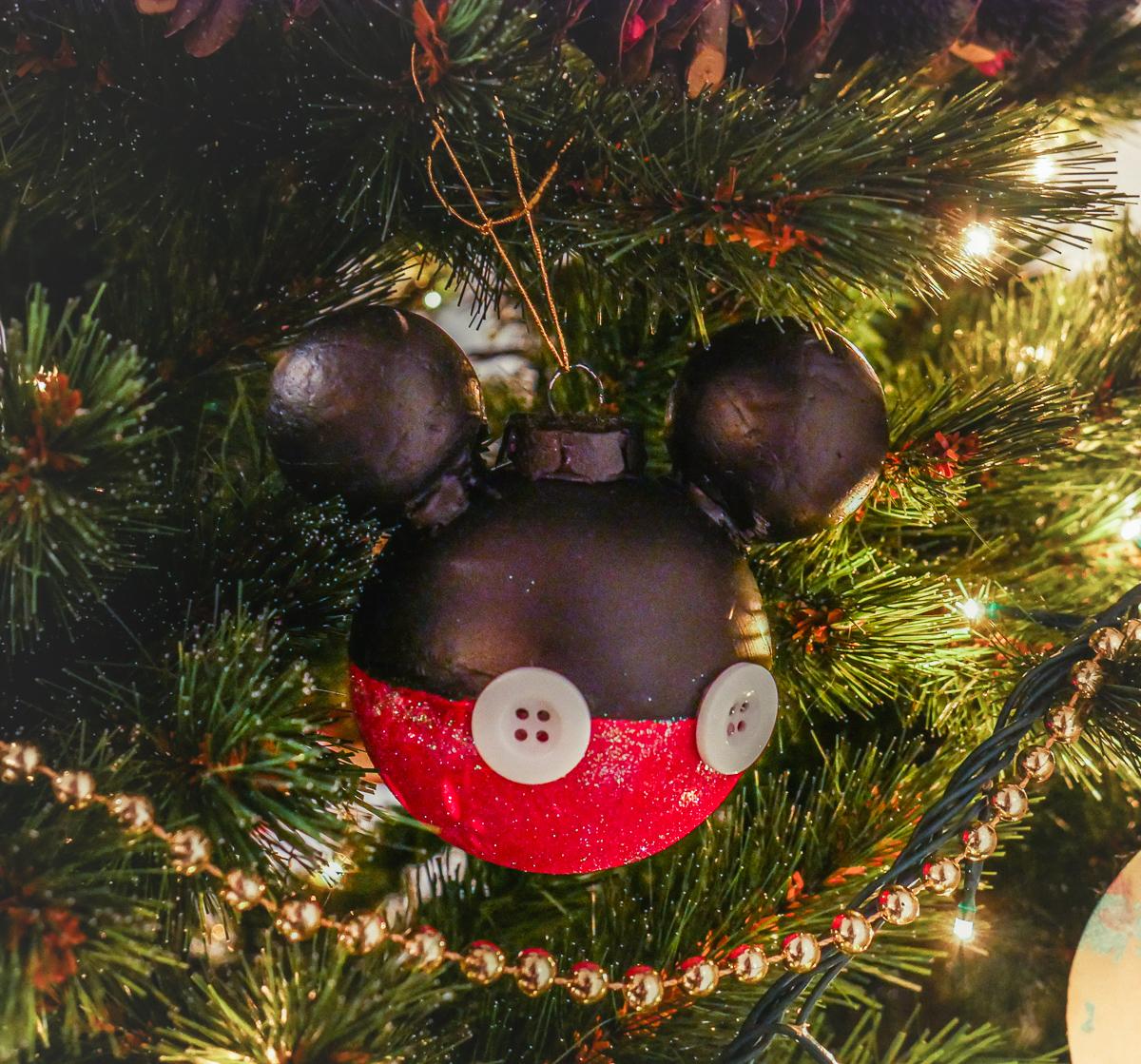 créer des décorations maison sur le thème de Disney avec Mickey Mouse