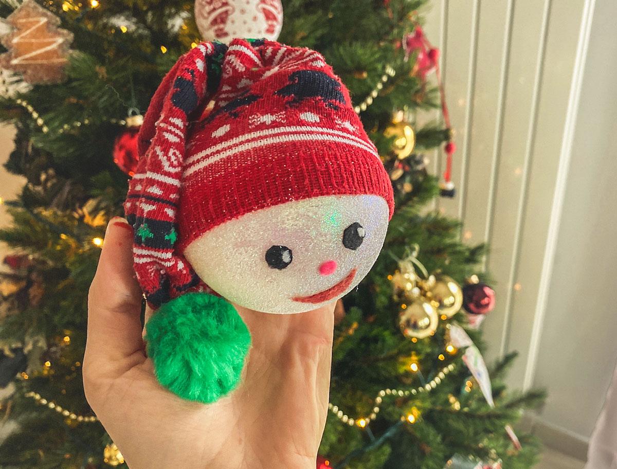 Créer des décoration de Noël pour le sapin maison