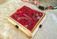 Retour en enfance avec le jeu de labyrinthe Brio et sa planche 3D