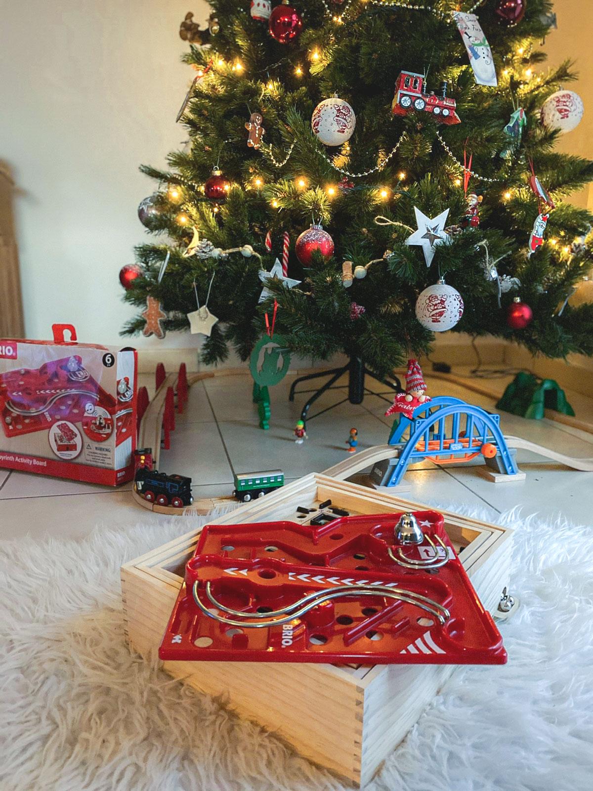 Test du jeu de labyrinthe Brio idée cadeau pour les enfants e 6 ans et plus