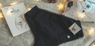 Mon avis et retour d'expérience sur la culotte menstruelle d'Elia Lingerie