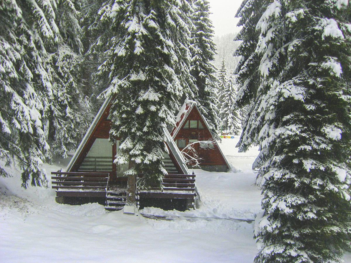 chalet ski Bulgarie