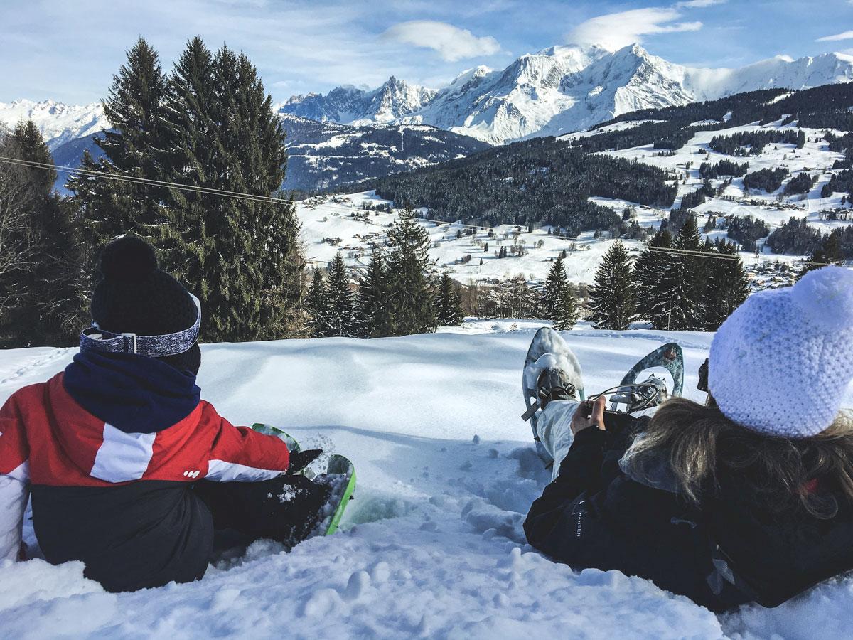 activités en famille à la montagne autres que le ski