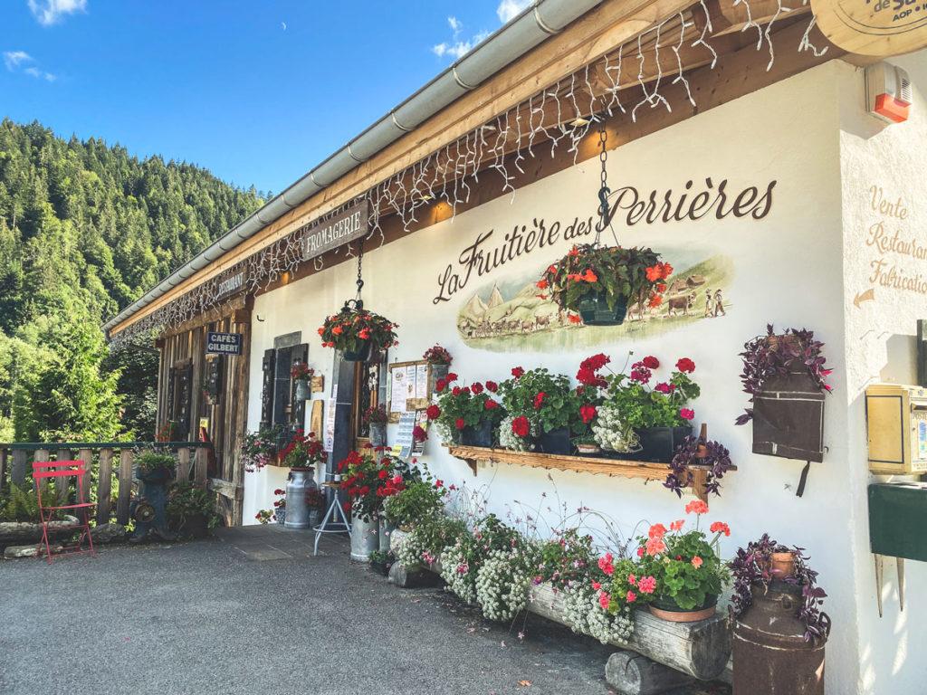 bonnes adresses aux Gets Haute Savoie