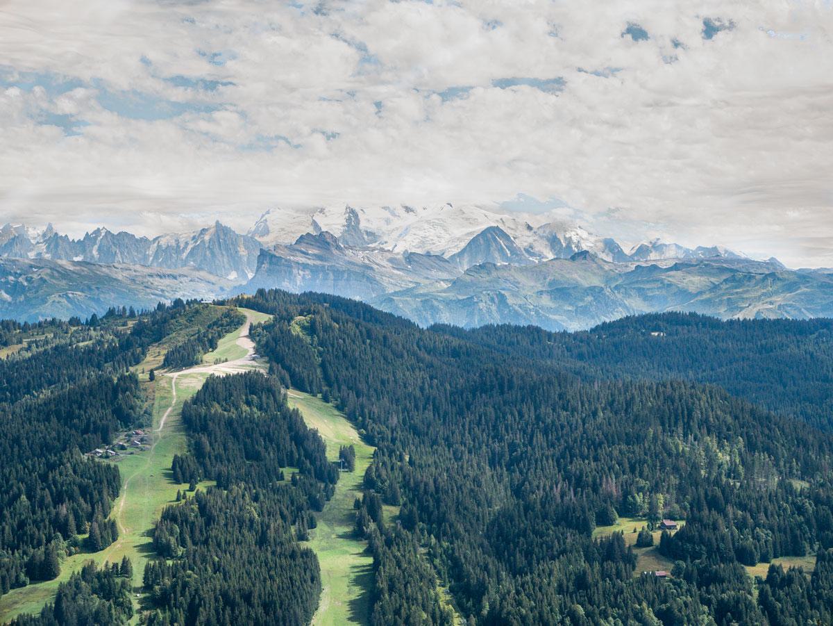 vacances en famille aux Gets dans les Alpes, que faire et voir en été