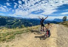 Vacances d'été à la montagne. Que faire aux Gets en famille
